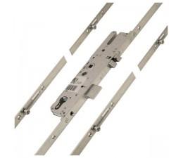 Dverový zámok MACO Z-TS  ovládaný kľúčom  92/20/8  , 4x IS čapy