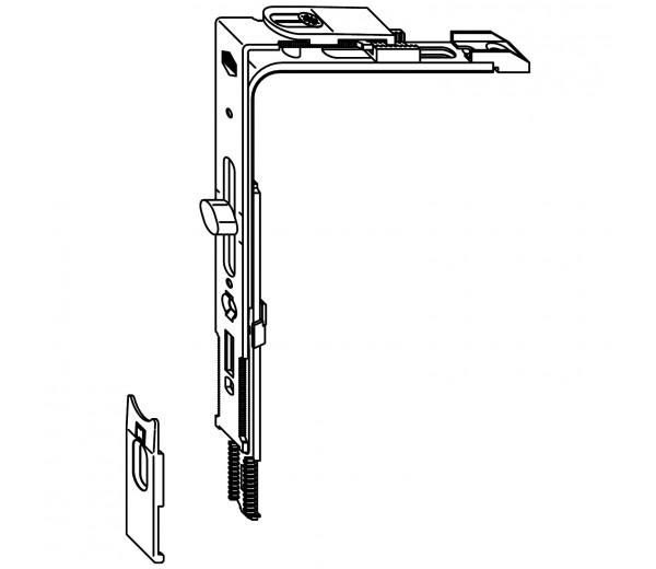 MACO rohový prevod B krátky 280-650 mm MULTI-TREND