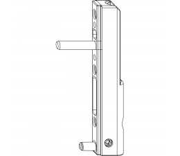 MACO  krídlové ložisko pre PVC okná