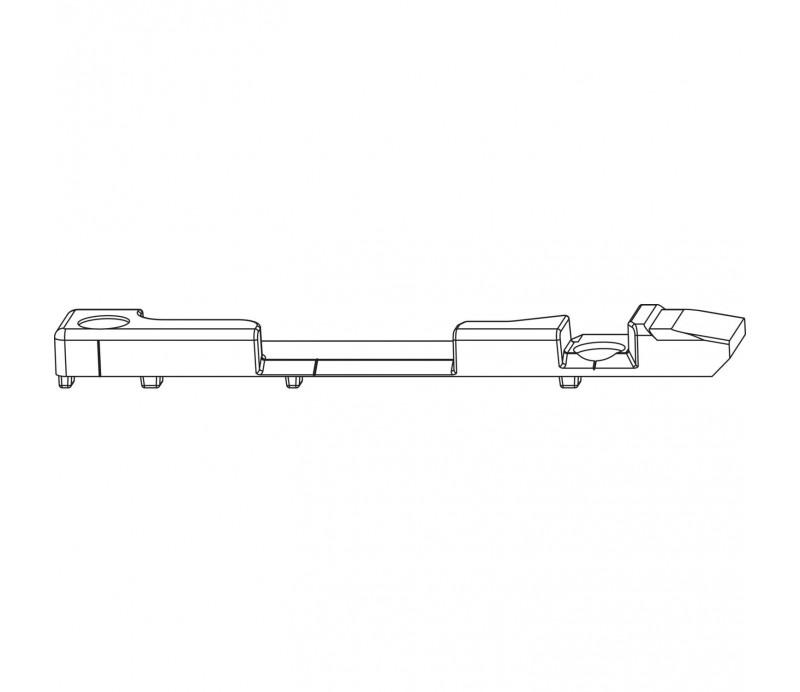 MACO otváravo-sklopný uzáver  pre PVC Gealan MULTI-TREND a MULTI-MATIC