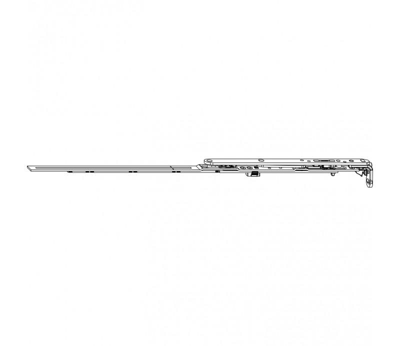 MACO nožnica pre šírku  401-600 mm MULTI-MATIC