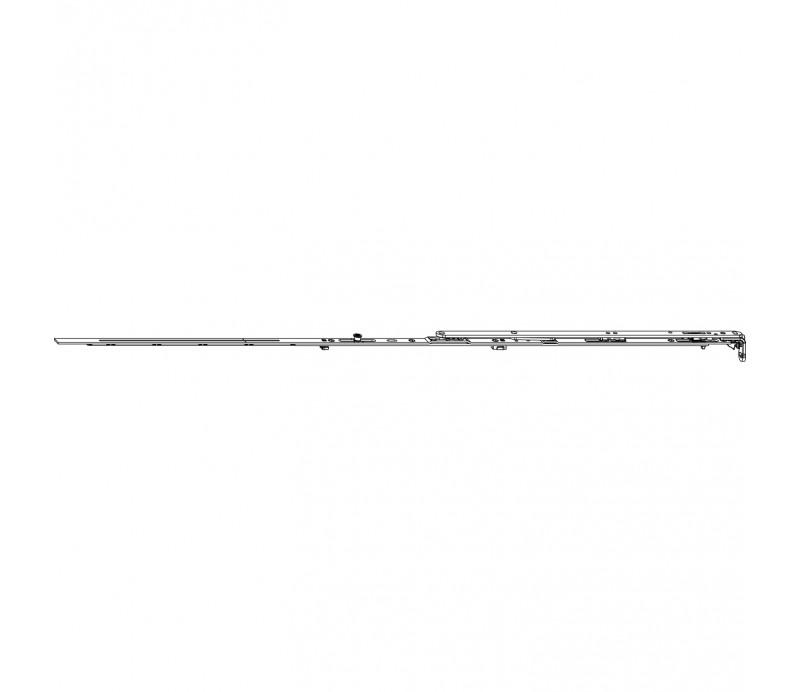 MACO nožnica pre šírku  1051-1300 mm MULTI-MATIC