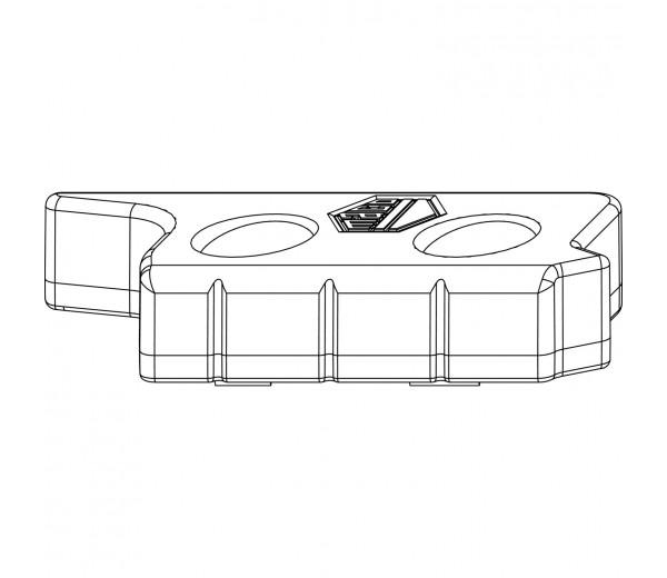 MACO protikus polohovej poistky a balkónovej záklapky 18 mm MULTI-MATIC