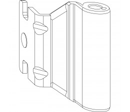MACO uholník pre drevo a plast AS-šrubovacie pre 12/20-9