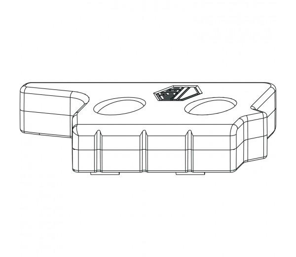 MACO protikus polohovej poistky a balkónovej záklapky 24 mm MULTI-MATIC