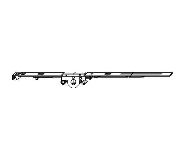 MACO  otváravo-sklopná prevodovka 431-660 mm  MULTI-MATIC