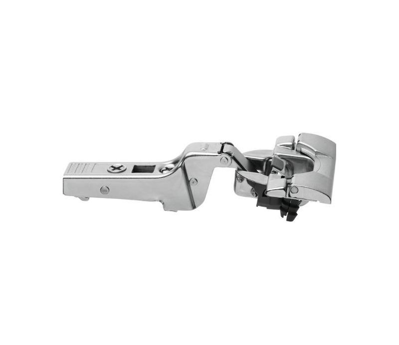 BLUM CLIP top BLUMOTION záves na profil. dvere 95°, 9,5mm zalomený, INSERTA
