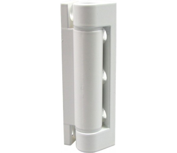 Okenný záves K3281 - dvojdielny biely