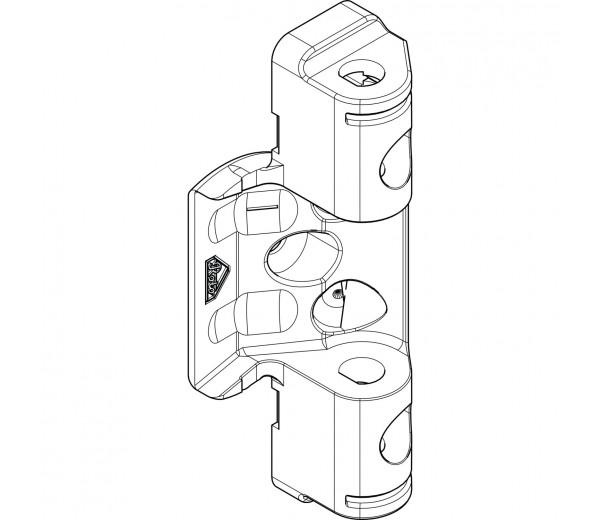 ROTO držiak nožníc, otváravého a sklopného závesu N390A03096 pre drevo