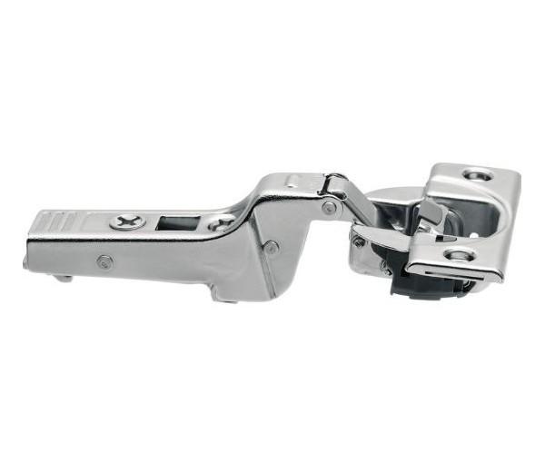 BLUM CLIP top BLUMOTION záves na profil. dvere 95°, 9,5mm zalomený, skrutky