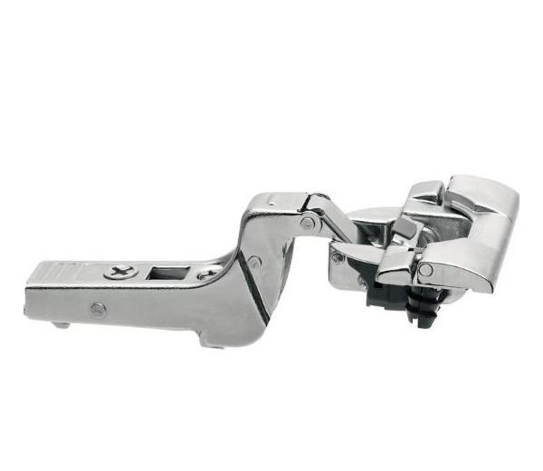 BLUM CLIP top BLUMOTION záves na profil.dvere 95°, 18mm zalomený, nalisovaný