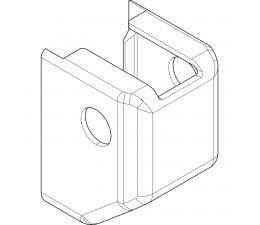 ROTO NT krytka rámového ložiska pre plast
