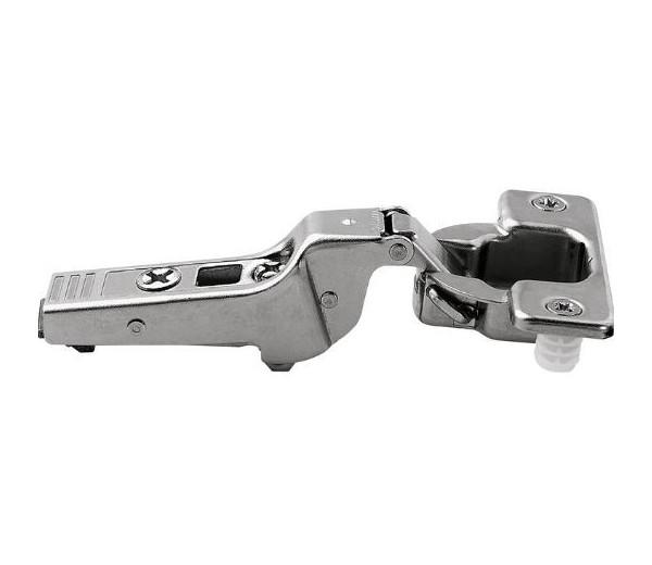 BLUM CLIP top záves na profil. dvere 95°, 9,5mm zalomený s pružinou, nalisov.