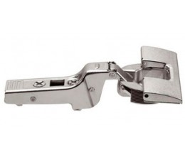 BLUM CLIP top záves na profil. dvere 95°, 9,5mm zalomený s pružinou, INSERTA