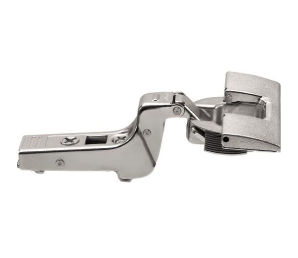 BLUM CLIP top záves na profil. dvere 95°, zalomený 18 mm s pruž., INSERTA