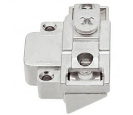 BLUM CLIP excenter – mont. podložka pre telesk. páku, ľavá, 175H5B00