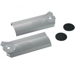 BLUM AVENTOS HF súprava krytiek, svetlosivý plast