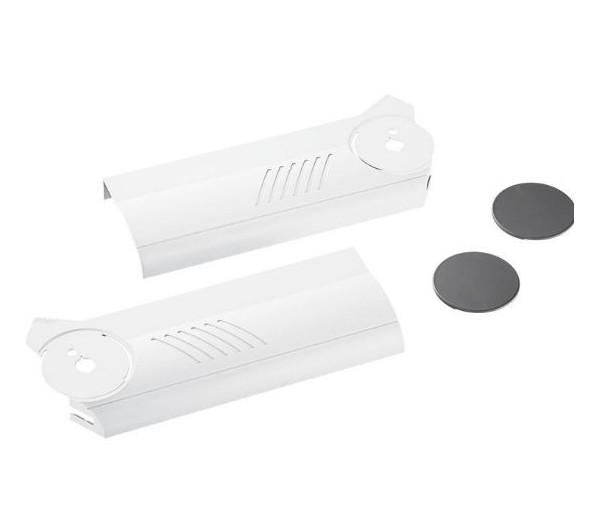 BLUM AVENTOS HF súprava krytiek, biely plast
