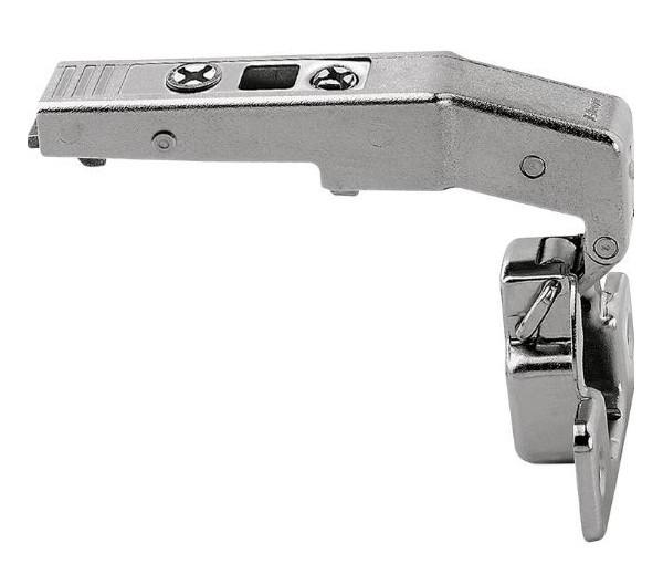 BLUM CLIP top záv. na slepý uhol 95°, 3mm zalomený s pružinou, skrutky