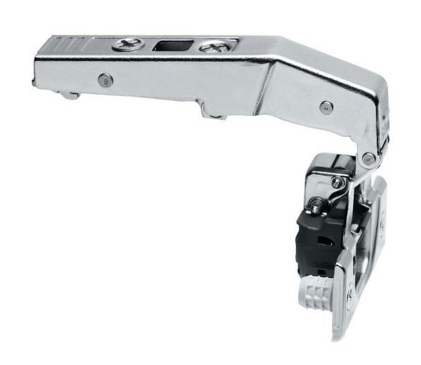 BLUM CLIP top BLUMOTION záv. na slepý uhol 95°, 3mm zalomený s pruž., nalisov.