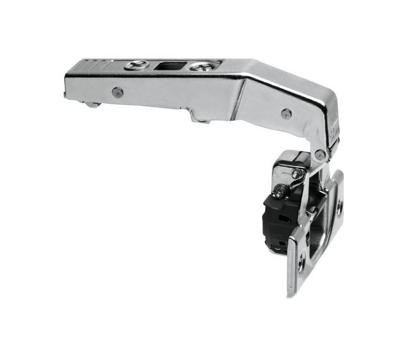 BLUM CLIP top BLUMOTION záv. na slepý uhol 95°, 3mm zalomený,s pruž., skrutky