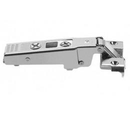 BLUM CLIP top záves na hliníkový rám 95°,priamy bez pružiny, skrutky