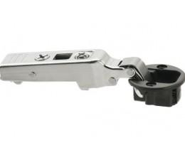BLUM CLIP top záves na sklenené dvierka 94°, rovný, s pružinou, skrutky