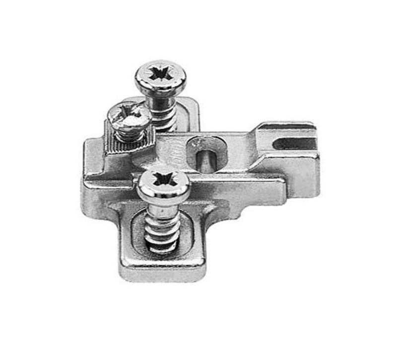 BLUM MODUL krížová montážna podložkana konštrukciu so slepým uhlom,odst. 3mm