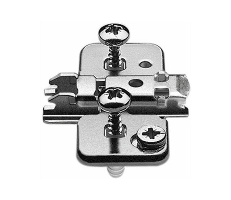 BLUM CLIP krížová montážna podložka s excentrom, EXPANDO, odst. 3mm