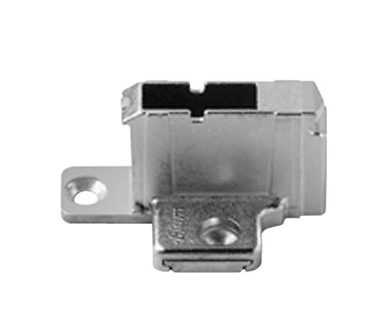 BLUM CLIP krížová montážna podložka, skrutky Spax, VN:2-dielna,odst.18mm