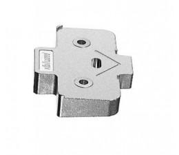 Krížový uhlový klin BLUM, +5° pre skrutkovaciu verziu