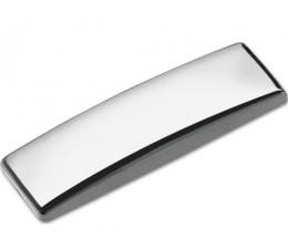 BLUM krytka na priame ramienko závesu bez potlače,na záves 95°, ONYX čierna oceľ