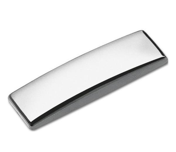 BLUM krytka na priame ramienko závesu bez potlače,na záves 110°, poniklovaná oceľ