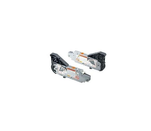BLUM AVENTOS HL súprava zdvíh. mechanizmov, hm.klap. 1.25-4.25 strieb. FE/plast