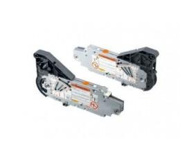 BLUM AVENTOS HL súprava zdvíh. mechanizmov, hm.klap.2-12kg strieb. FE/plast