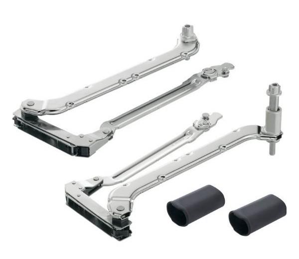 BLUM AVENTOS HL súprava zostavy ramien výšku 350-399 mm