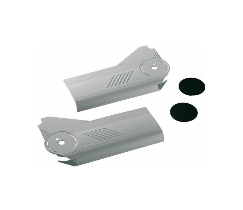 BLUM AVENTOS HL súprava krytiek, svetlosivý plast, 20L8000.01HG