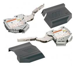 BLUM AVENTOS HK-S/TIP-ON súprava zdvíhačov,faktor výkonu 960-2215, tmavosivá
