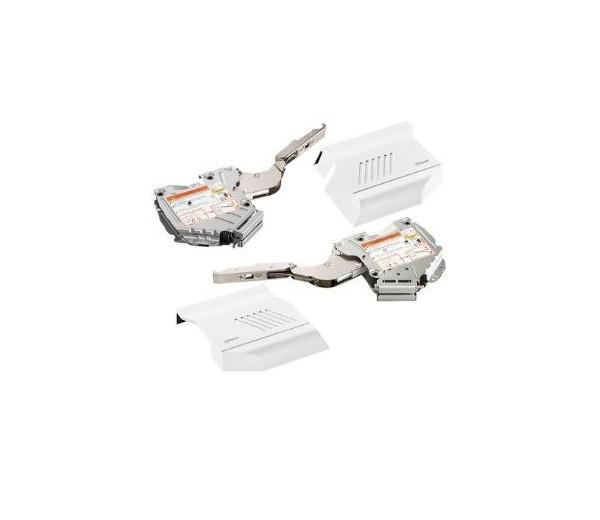 BLUM AVENTOS HK-S/TIP-ON súprava zdvíhačov, faktor výkonu 960-2215, hodv. biela