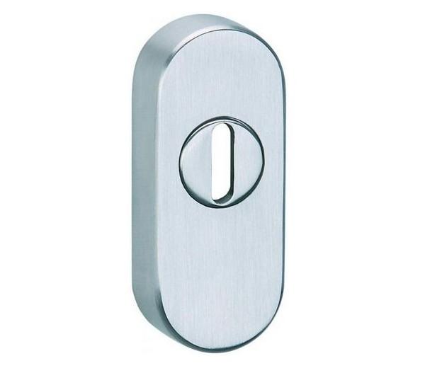 Rozeta k dvernému madlu s prekrytím oválna