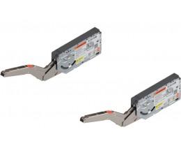 BLUM AVENTOS HK TOP/TIP-ON súprava zdvíhačov skrutky do drievotriesky, faktor výkonu 1730 – 5200