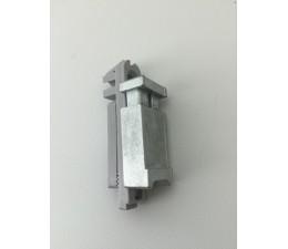 ROTO NX balkónová záklapka na plastové dvere profil Rehau