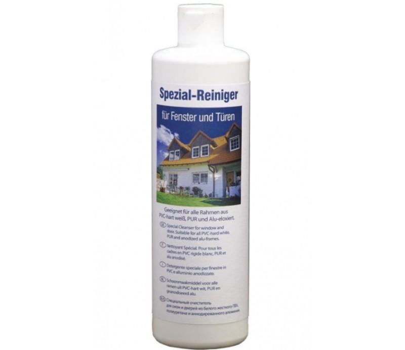 COSMOKLAR  čistiace mlieko na biele PVC okná a dvere