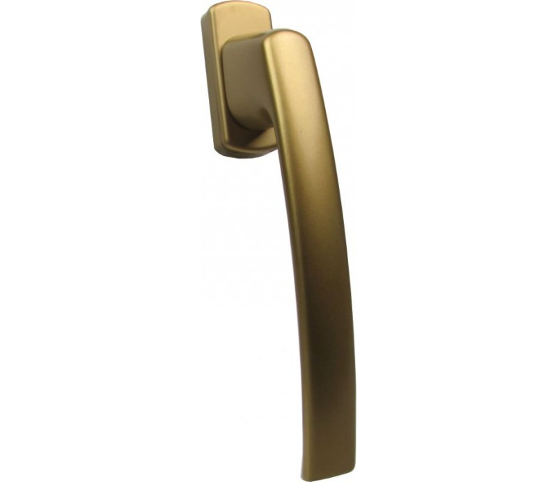 Kľučka HARMONY SKB pre sklopno-posuvné dvere - bronzová