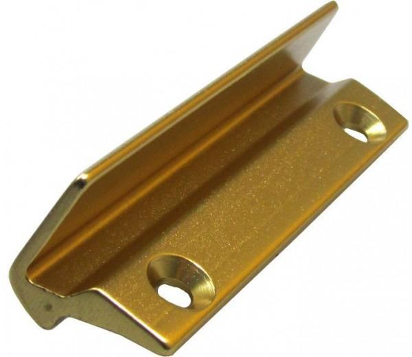 Madielko balkonových dverí MACO - svetlý bronz 38162