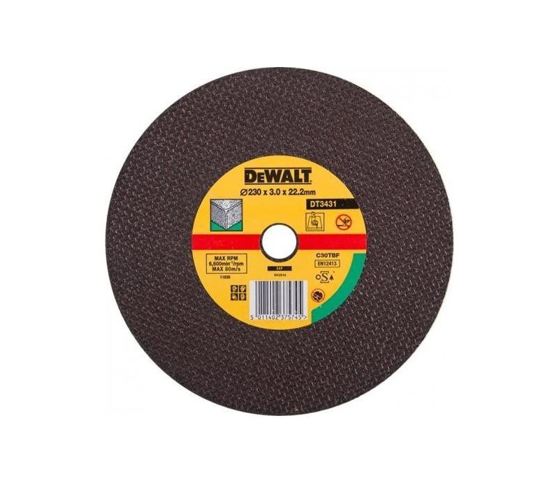 DEWALT - rezný kotúč na kameň