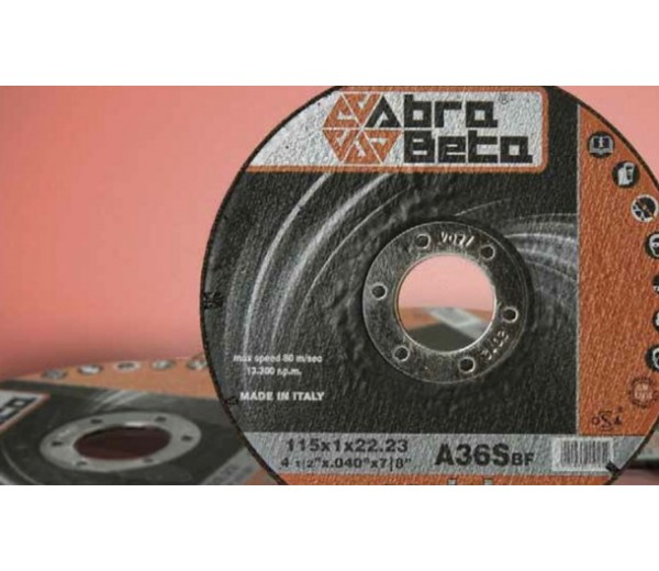 ABRA BETA - rezný kotúč 150x1,6x22.23mm - na kov
