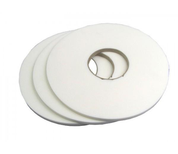 Zasklievacia páska 2 x 9 mm PE - šedá bez krycej fólie