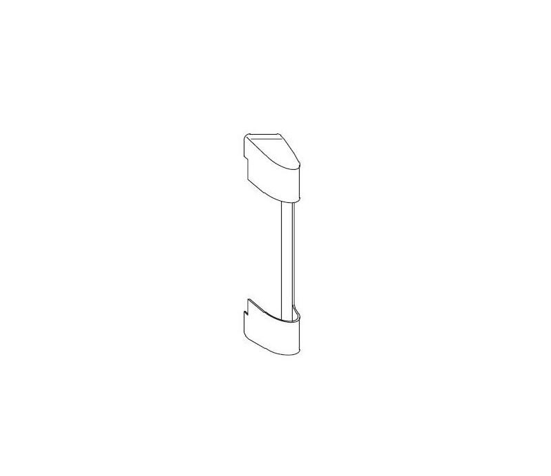 MACO krytka pre ložisko nožníc