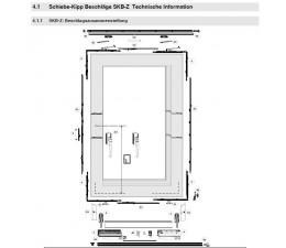 MACO SKB-Z základná sada na posuvné dvere os 13mm, 200 kg